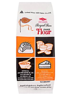 Cake Flour - ROYAL FAN