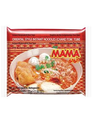 Instant Rice Noodles - Tom Yum Flavour 30x55g - MAMA