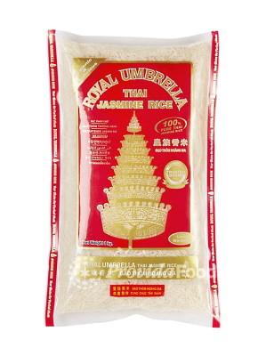 Thai Jasmine Rice 2kg - ROYAL UMBRELLA