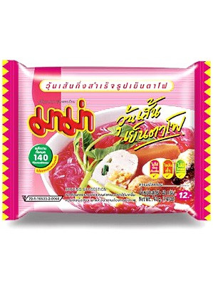 Instant Bean Vermicelli - Yentafo Flavour 30x40g - MAMA