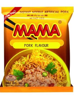Instant Noodles - Pork Flavour (Jumbo Pack) - MAMA