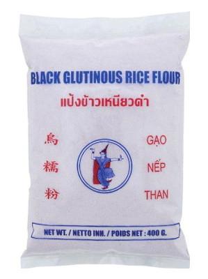 Black Glutinous Rice Flour - THAI DANCER