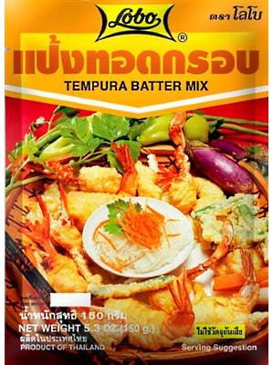 Tempura Batter Mix 150g - LOBO