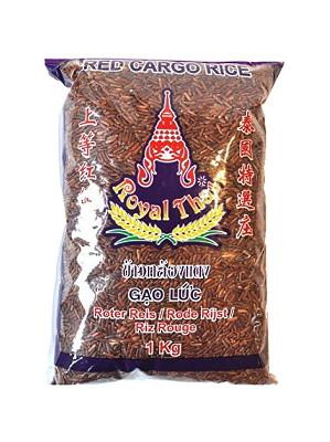 Red Cargo Rice 1kg - ROYAL THAI