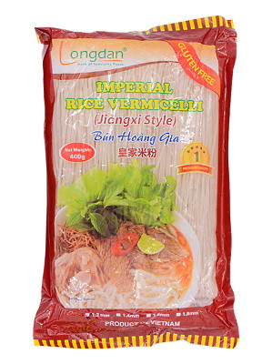 Imperial Rice Vermicelli (Jiangxi-Style) 1.2mm - LONGDAN