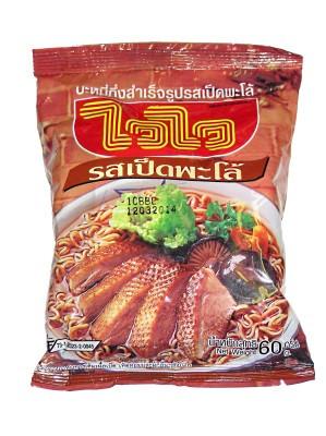 Instant Noodles - Palo Duck Flavour - WAI WAI