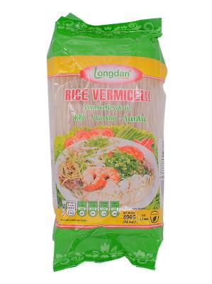 Rice Vermicelli 1.2mm 30x400g - LONGDAN