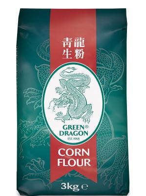 Special Cornflour 3kg - GREEN DRAGON