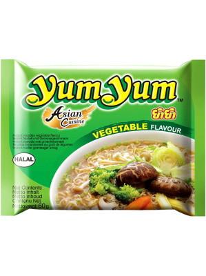 Instant Noodles - Vegetable Flavour - YUM YUM