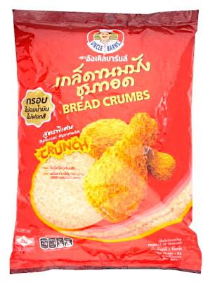 Panko Breadcrumbs 1kg - UNCLE BARN'S