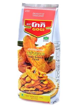 Fried Banana Flour 1kg - GOGI