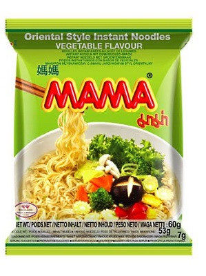 Instant Noodles - Vegetable Flavour - MAMA