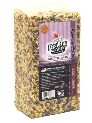 HEALTHY GRAIN Multigrain Cereals & Rice – SAWAT-D