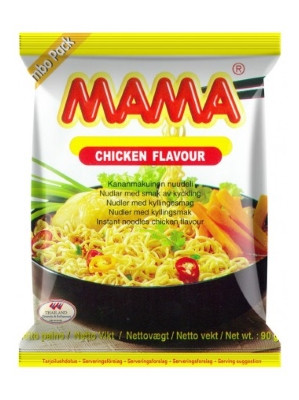 Instant Noodles – Chicken flavour (Jumbo Pack) MAMA