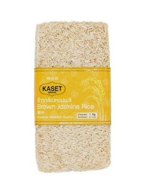 Brown Jasmine Rice 1kg – KASET
