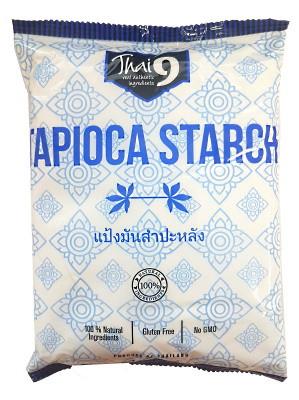 Tapioca Starch 400g – THAI 9