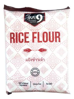 Rice Flour 400g – THAI 9
