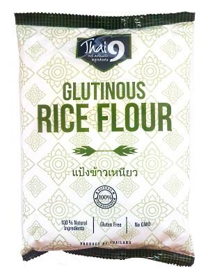 Glutinous Rice Flour 400g – THAI 9