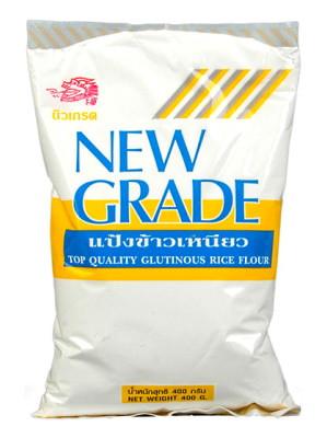Glutinous Rice Flour 400g – NEW GRADE