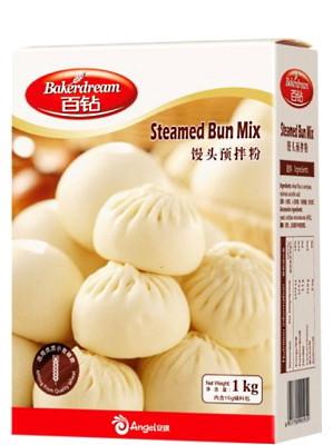 BAKERDREAM Steamed Bun Mix 1kg – ANGEL