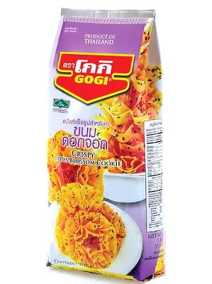 Crispy Lotus Blossom Cookie Flour – GOGI
