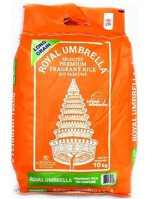 Premium Fragrant CAMBODIAN Rice 10kg – ROYAL UMBRELLA