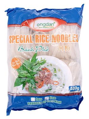 Special Rice Stick Noodles 3mm 400g – LONGDAN