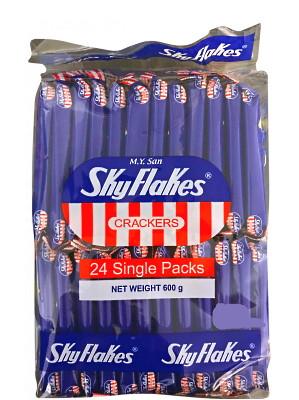 Crackers 24x25g - SKY FLAKES