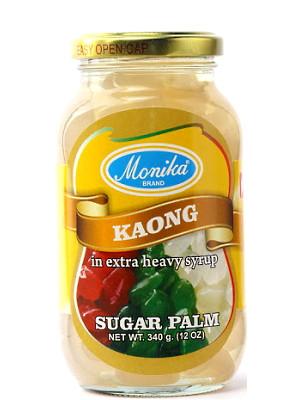 Sweet Kaong (Sugar Palm) - White - MONIKA