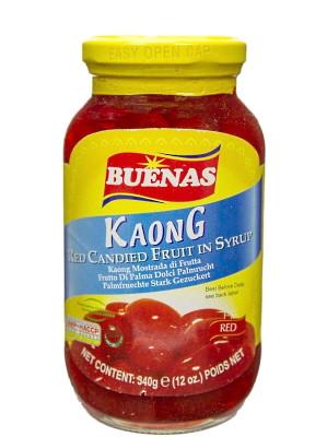 Kaong (Sugar Palm Fruit) - Red - BUENAS