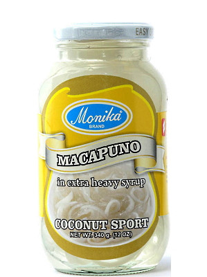 Macapuno String 340g - MONIKA