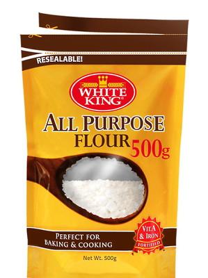 All-Purpose Flour - WHITE KING
