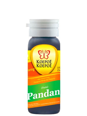 Pandan Paste 25ml - KOEPOE