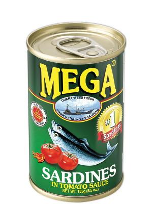 Sardines in Tomato Sauce - MEGA