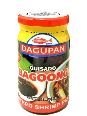 Sauteed Shrimp Paste (Spicy) - Guisado Bagoong - DAGUPAN