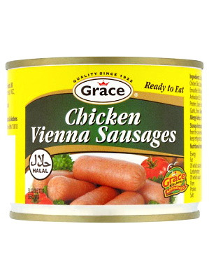 Chicken Vienna Sausages - GRACE