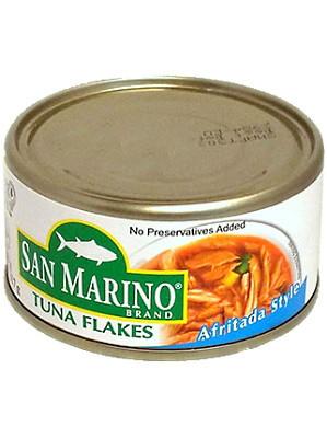 Tuna Flakes - Afritata Style - SAN MARINO