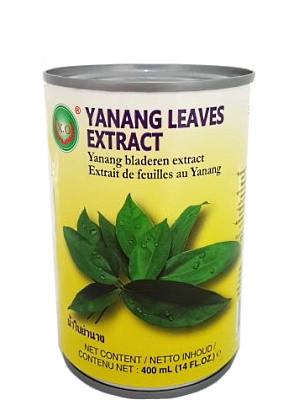 Yanang Leaves Extract - XO