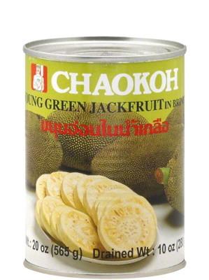 Young Green Jackfruit in Brine - CHAOKOH