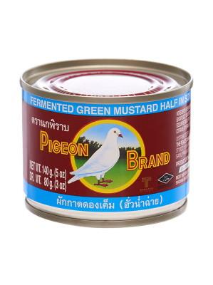 Pickled Salted Mustard Green 140g - PIGEON