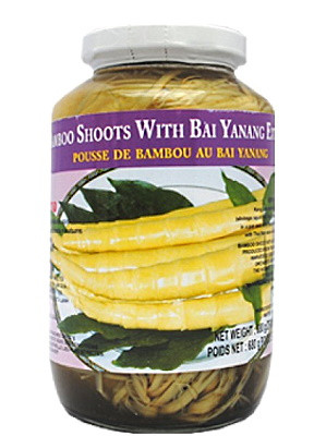 Bamboo Shoots with Bai Yanang - B&F