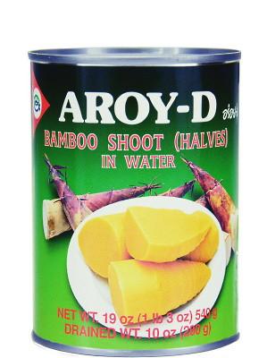 Thai Bamboo Halves - AROY-D