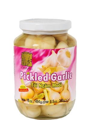 Pickled Garlic - CHANG