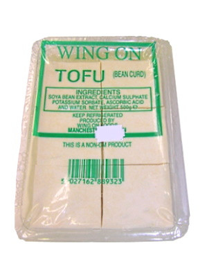 Fresh Tofu - WING ON