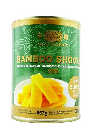 Bamboo Shoot Slices in Water 567g - JADE PHOENIX