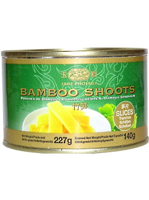 Bamboo Shoot Slices in Water 227g - JADE PHOENIX