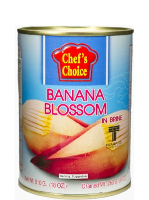 Banana Blossom in Brine - CHEF'S CHOICE