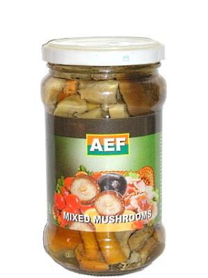 Mixed Mushrooms - AEF