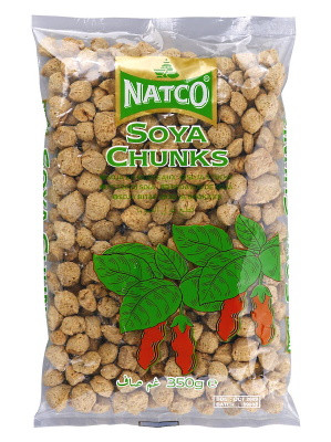 Soya Chunks 350g - NATCO