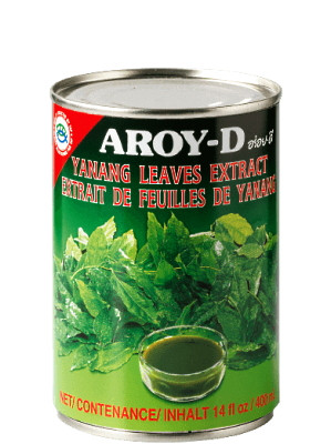 Yanang Leaves Extract - AROY-D